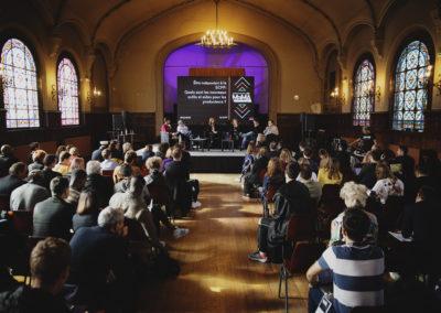 Panels & workshops for artists 🎤