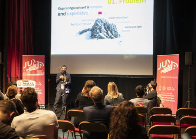 JUMP online Pitch Sessions